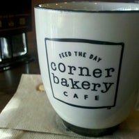 Photo taken at Corner Bakery by Anna M. on 1/3/2013