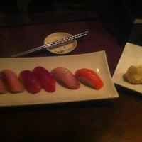 Photo taken at Sabaku Sushi by Jack E. on 10/11/2012