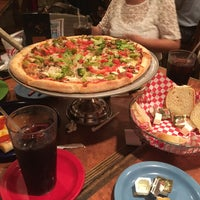 Photo taken at Elizabeth's Pizza by samin s. on 9/5/2016