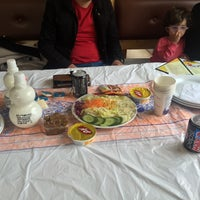 Photo taken at Salar Restaurant | رستوران سالار by samin s. on 3/25/2016