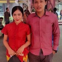 Photo taken at Gedung GOLKAR Serang by Radhi T. on 10/25/2015
