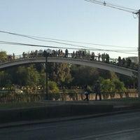Foto tirada no(a) Puente Peatonal Condell por Pati Cocq M. em 2/14/2013