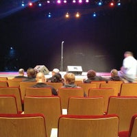 Photo taken at Levoy Theatre by Steven T. on 10/28/2016