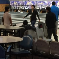 Photo taken at Sheridan Lanes by Ruben S. on 3/18/2016