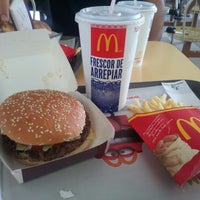 Photo taken at McDonald's by Louís W. on 3/11/2013
