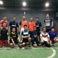 Photo taken at Kick Spot by Felix L. on 7/17/2014