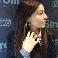 Photo taken at Stroili Oro by Valentina C. on 10/28/2014