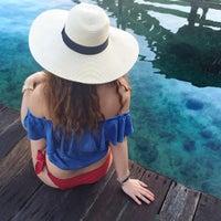 Photo taken at Gayana Eco Resort by Valentina C. on 5/9/2016