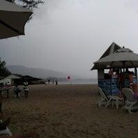 Photo taken at Laguna Beach by Ozgur T. on 10/24/2012