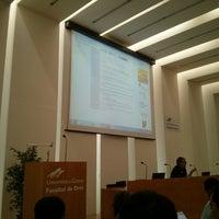 Photo taken at Universitat de Girona - Facultat de Dret by Josep C. on 7/19/2013