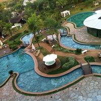 Photo taken at Thermas Olímpia Resort by Ottonn D. on 9/18/2012