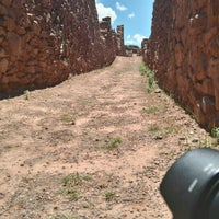 Photo taken at Ruinas Piquillaqtay by Nelson M. on 1/3/2016