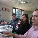 Photo taken at E-press by Alo P. on 10/23/2012