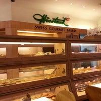 Photo taken at Heistand Swiss Bakery by keeekeee on 1/17/2013