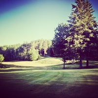 Photo taken at Barry's Bay Golf Resort by Erica X. on 6/24/2014