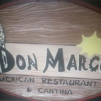 Photo taken at Don Marcos by J B. on 12/29/2012