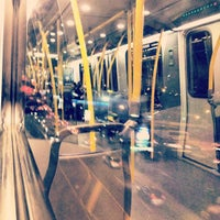Photo taken at Lougheed Town Centre SkyTrain Station by Gaby E. on 1/12/2013