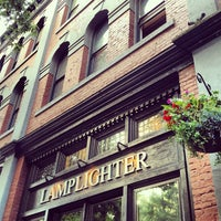 Photo taken at The Lamplighter Public House by Gaby E. on 6/8/2013