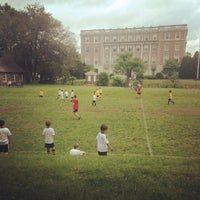 Photo taken at Balmoral Playground by Lois A. on 6/14/2014