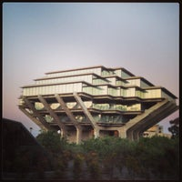 Photo taken at Geisel Library by Wyatt T. on 3/10/2013