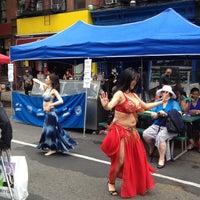 Photo taken at Basera Indian Bistro by Carmen-Elizabeth G. on 5/16/2015