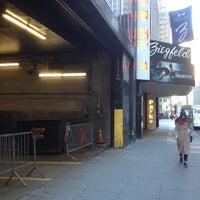 Photo taken at Ziegfeld Theatre W/E screening by Carmen-Elizabeth G. on 3/23/2015
