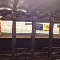 Photo taken at Myrtle Ave by Carmen-Elizabeth G. on 7/21/2014
