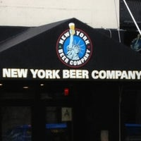 Photo taken at The New York Beer Company by Christine P. on 3/28/2013