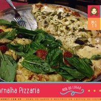 Photo taken at La Fornalha Restaurante e Pizzaria by Casal Gourmet on 1/31/2014