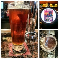 Photo taken at BJ's Restaurant and Brewhouse by Alex T. on 10/23/2013