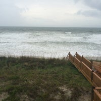 Photo taken at Surf City Beach by Brian R. on 7/3/2014