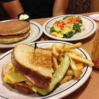 Photo taken at IHOP by Marco O. on 7/10/2013