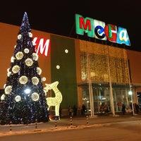 Снимок сделан в МЕГА Екатеринбург пользователем Коркунова Д. 12/30/2012