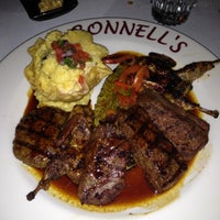 Photo taken at Bonnell's Fine Texas Cuisine by Mike H. on 10/13/2012