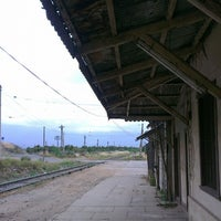 Photo taken at Estación La Cruz by Ricardo D. on 11/17/2013