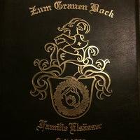 Photo taken at Zum grauen Bock by Jon T. on 9/30/2015