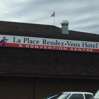 Photo taken at La Place Rendez-Vous Hotel by Julia D. on 7/23/2016