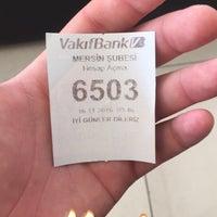 Photo taken at VakıfBank by Görkem S. on 11/16/2016