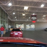 Photo taken at Avondale Toyota by Natalie W. on 9/22/2017