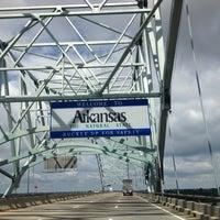 Photo taken at Arkansas by Erik B. on 6/30/2013