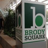 Photo taken at Brody Square by Erik B. on 10/23/2012