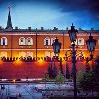 Photo taken at Aleksandrovskiy Garden by Natasha R. on 7/20/2013