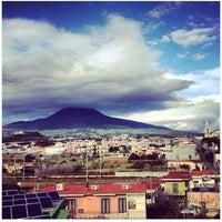 Photo taken at Mount Vesuvius by Gencer on 2/6/2013