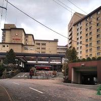 Photo taken at Daiichi Takimotokan by たろちゃん on 4/10/2013