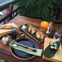 Photo taken at Tokio Restaurant Bar by Simona H. on 8/17/2015