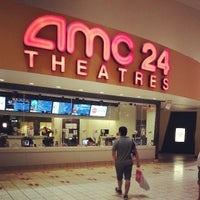 Photo taken at AMC Aventura 24 by Pablo W. on 4/16/2013