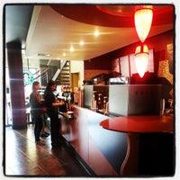 Photo taken at Starbucks by Pablo W. on 4/3/2013