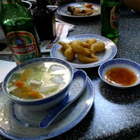 Photo taken at Honey-Qin's China Imbiss by Patrick R. on 11/6/2012