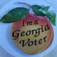 Photo taken at Rockdale County Board of Elections by Jay F. on 2/18/2016