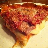 Photo taken at Lou Malnati's Pizzeria by Jay F. on 11/13/2012